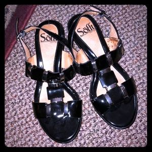 Sofft Shoes Like New! Leather, Comfortable, Black